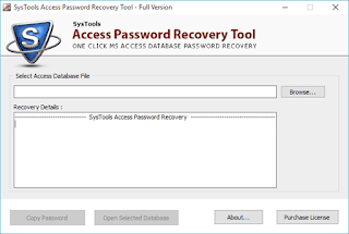 All Steps to Crack MS Access Password