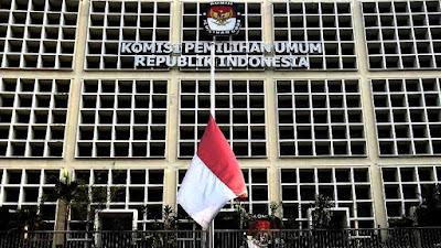 Detik-detik Penetapan Jokowi-Ma'ruf, KPU Harap Kehadiaran Prabowo-Sandi
