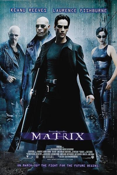 Download The Matrix (1999) Dual Audio [Hindi+English] 720p + 1080p Bluray ESub