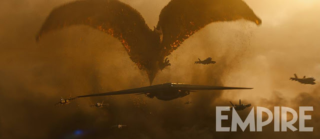 Godzilla II - King of the Monsters recensione