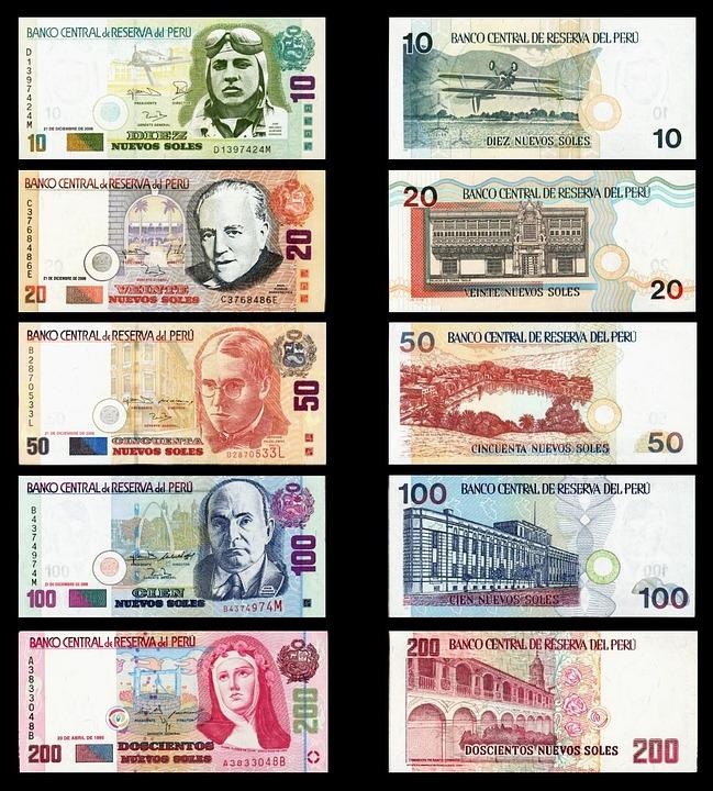 通貨と両替について