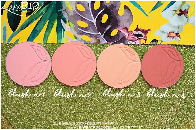 blush purobio vegan makeup biocosmesi biomakeup review
