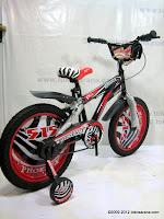18 Inch Phoenis P-515 BMX Kids Bike