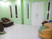 Rp.780 Jt Dijual Murah Rumah 2 Lantai Di Tampak Siring Sentul City ( code : 417 )