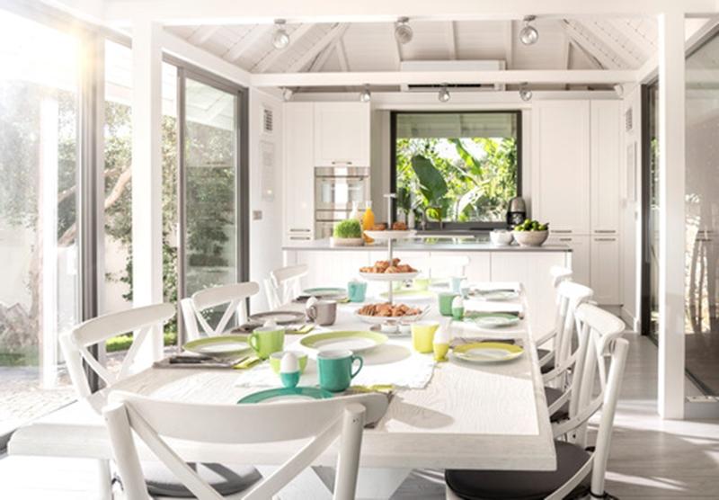 Şık ve Konforlu Açık Hava Mutfakları