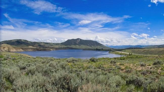 Wolford Reservoir Coloradi Fishing Hotspot