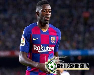 Profil Ousmane Dembélé, Si Pemain Rapuh Milik Barcelona