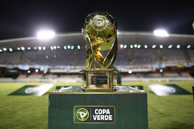 Com eliminação do Vila Nova no Goianão, CBF antecipa jogos de volta das semifinais da Copa Verde