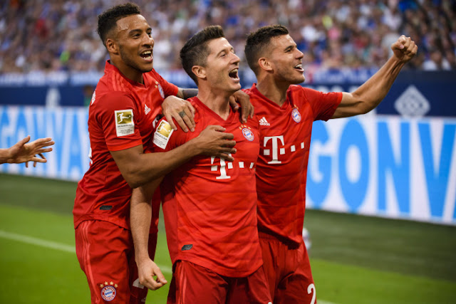 يلا شوت بث مباشر مباراة بايرن ميونخ وشالكه اليوم 03-03-2020 في كأس ألمانيا