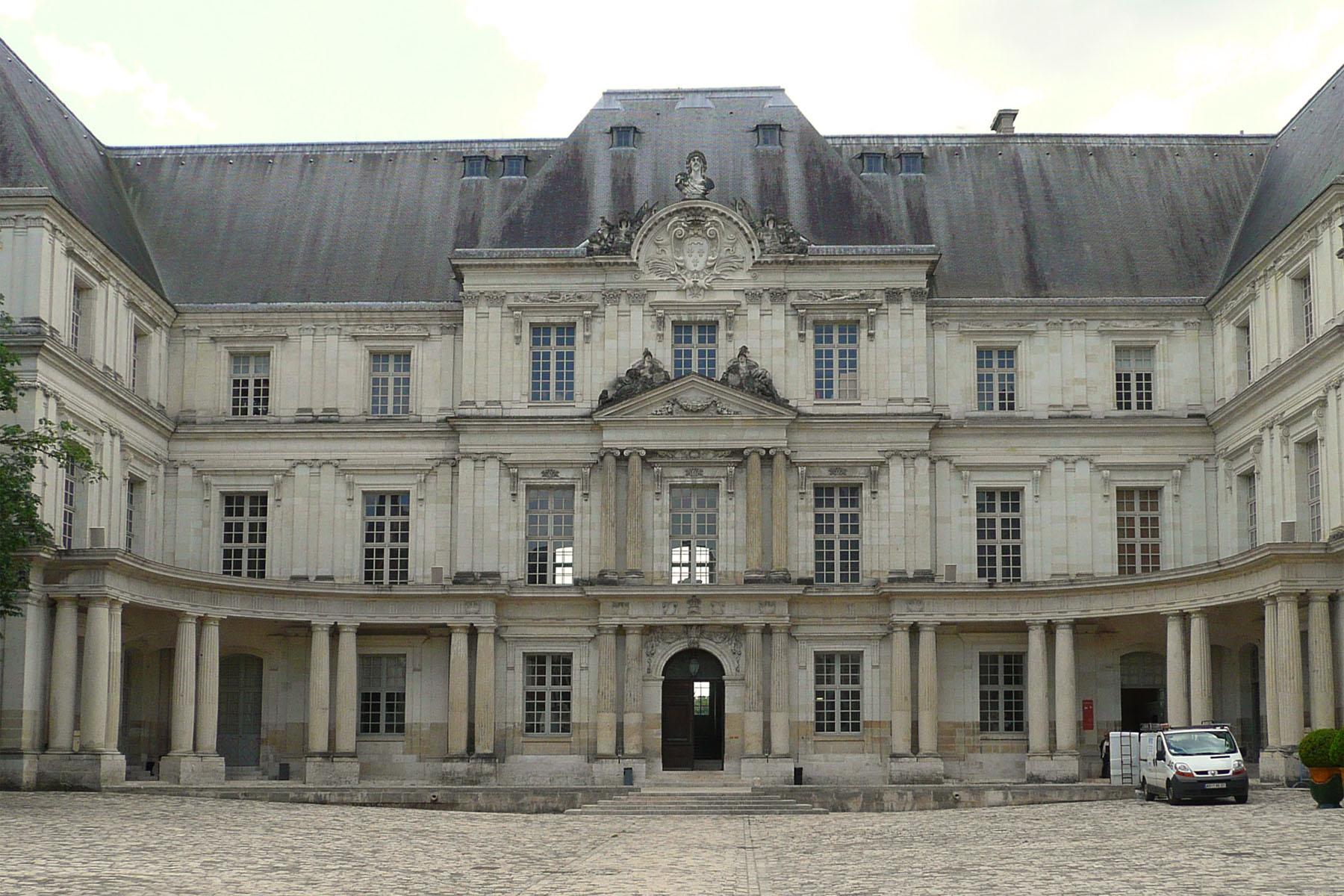 saint aignan the chateau de blois