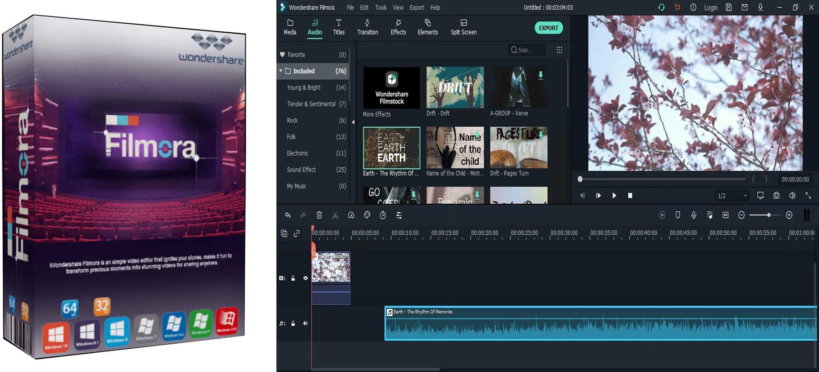 Cara Install Wondershare Filmora 10 Full Version