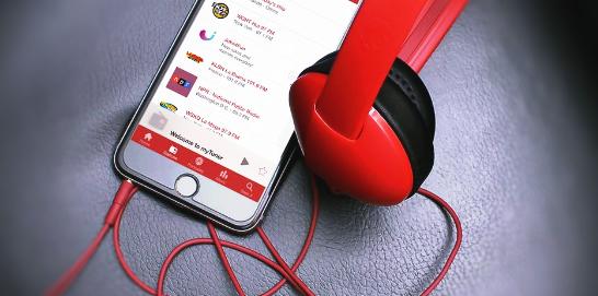 افضل تطبيق راديو لسماع الاخبار العربي للايفون 2021