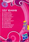 MLP Wave 1 Lily Blossom Blind Bag Card