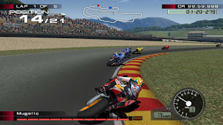 Download Moto GP (Europe) Game PSP for Android - www.pollogames.com