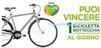Logo Vinci una bicicletta Bottecchia al giorno con Danacol