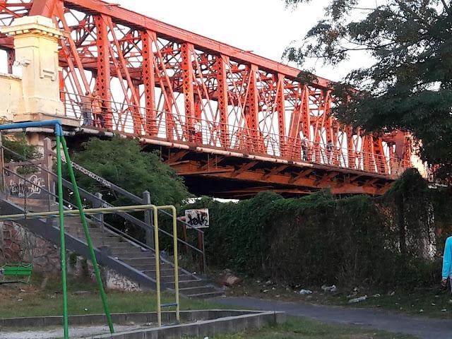 Siete puentes - Gerli - Avellaneda
