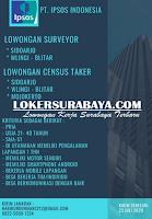 Loker Surabaya di PT. Ipsos Indonesia Juli 2020