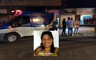 LEM-BA: Mulher é morta a tiros no Santa Cruz - Boquira Em Ação ...
