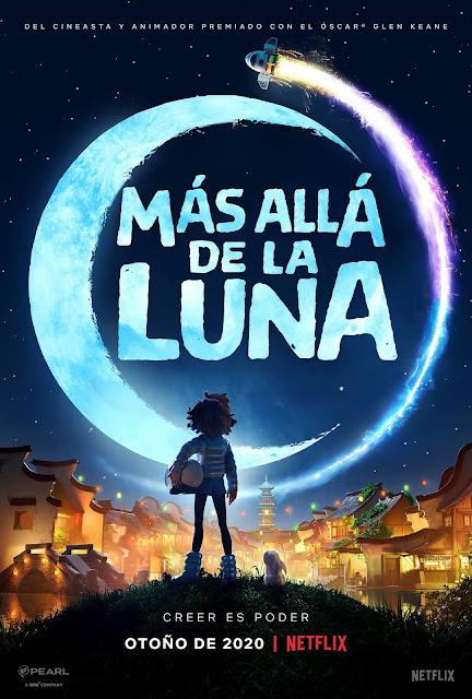 'Más allá de la luna' tráiler