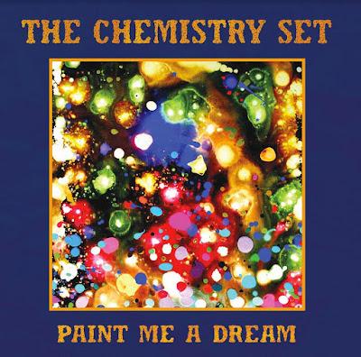 Noticia. Nuevo single de The Chemistry Set con título 'Paint me a dream'