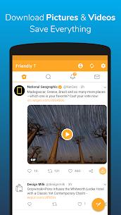 Friendly For Twitter Premium v3.1.4 MOD APK