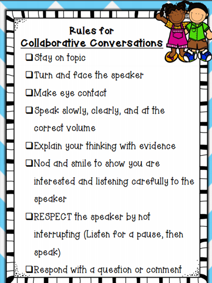 Collaborative Classroom Rules : Literature circle the true story of little pigs