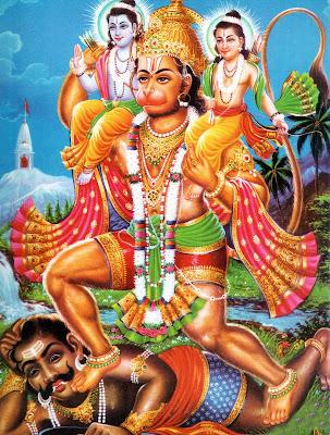 HANUMAN-shreeram-lakshaman-pics