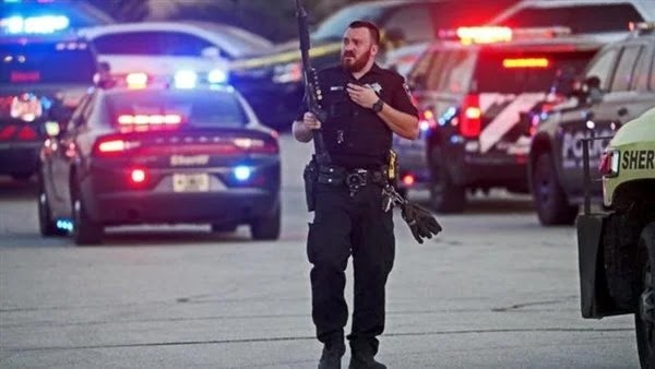 Shooting and casualties in Maryland