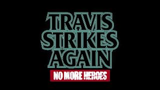 Travis Strikes Again No More Heroes Cover Wallpaper