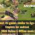 Best RTS games similar to Age of Empires for android. [With online & offline mode]