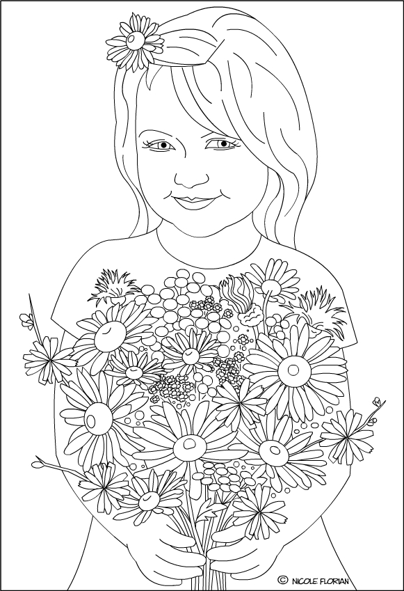 Nicole's Free Coloring Pages: 2012