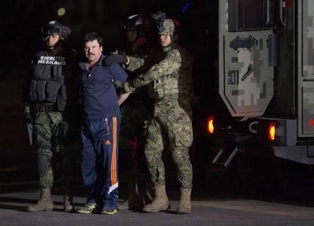 """La última petición de """"El Chapo"""" a unas semanas de su juicio"""