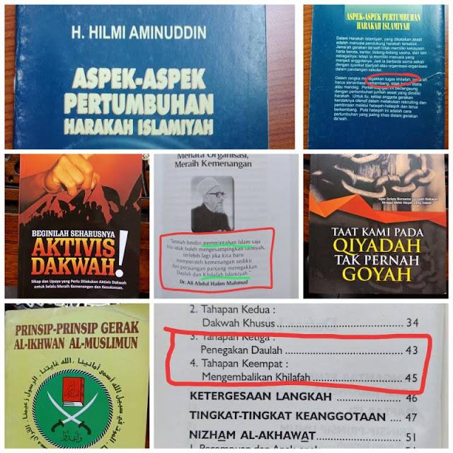buku bertema radikalisme di indonesia