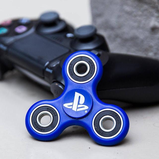 Fidget Spinner Permainan Semakin Popular Untuk Menghilangkan Stress