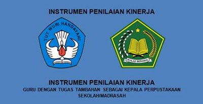 Instrumen PKG Kepala Perpustakaan Document