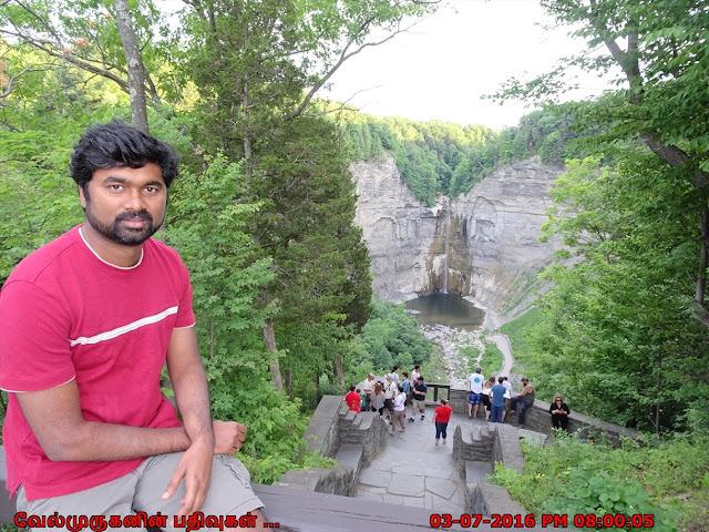 Taughannock Waterfalls New York
