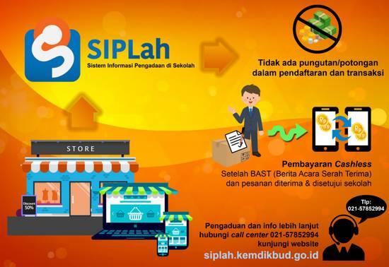 SIPLAH (Sistem Informasi Pengadaan Barang di Sekolah)