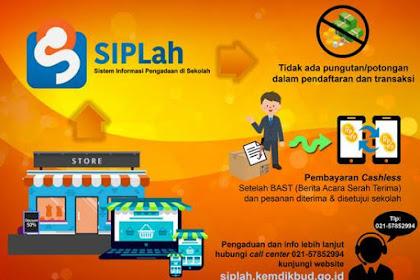 SIPLAH (Sistem Informasi Pengadaan di Sekolah)