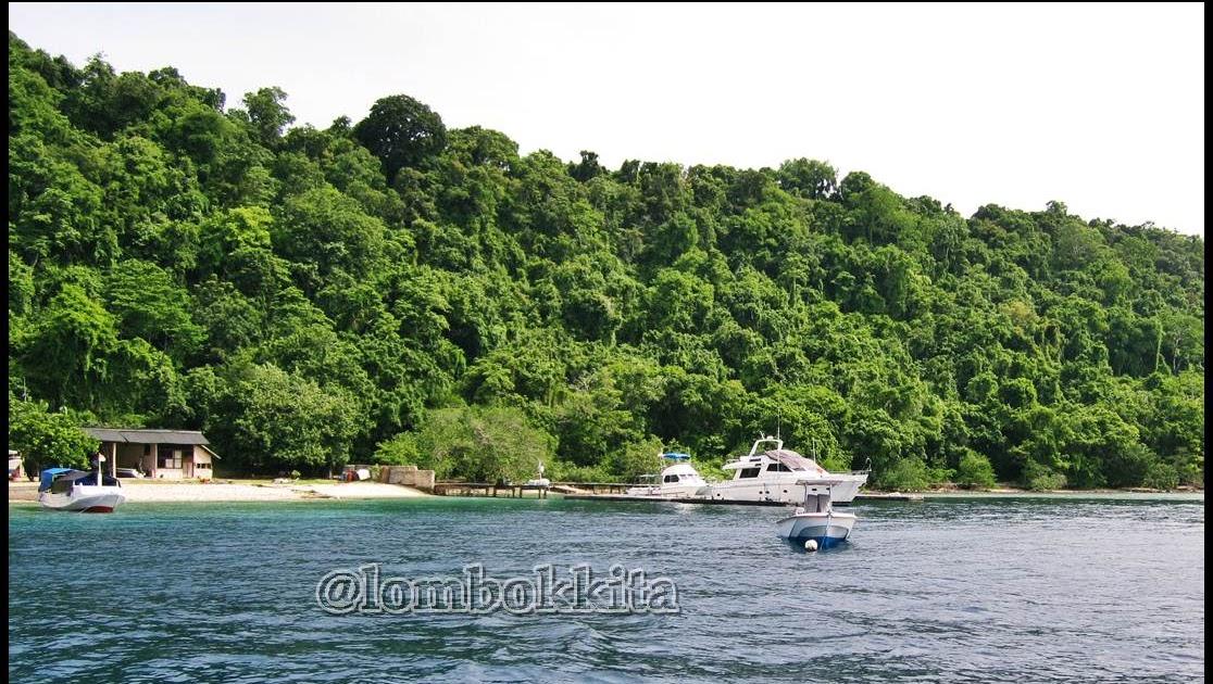 Trip ke Pantai Tanjung Pasir, Pulau Moyo ~ JALAN JALAN ...
