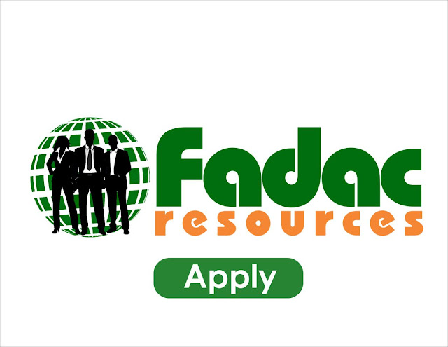 Fadac Resources get jobs in nigeria