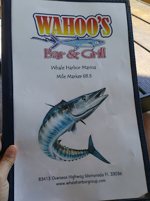 Wahoo's Bar and Grill Isla Morada