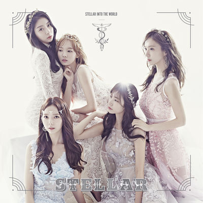 Stellar - Stellar In To The World (EP) - Album Download, Itunes Cover, Official Cover, Album CD Cover Art, Tracklist