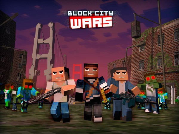 Block City Wars Mod Apk v5.1