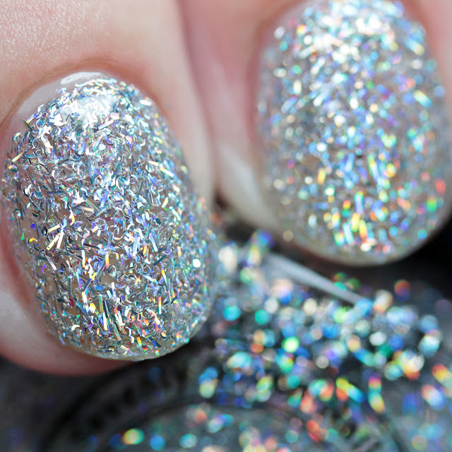 Seventy-Seven Nail Lacquer Holo-Ween