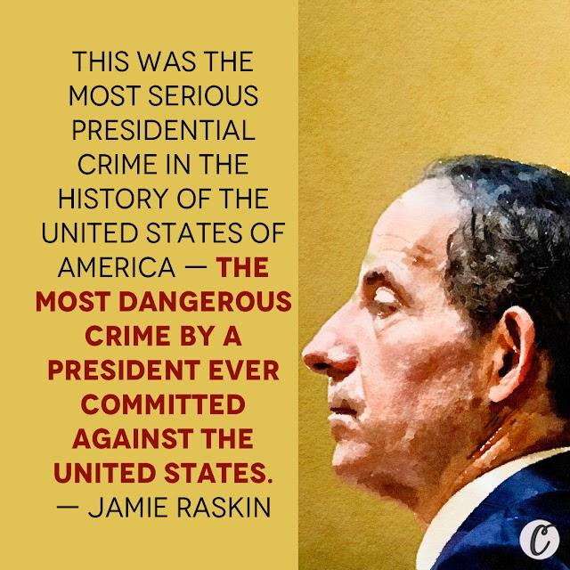 Jamie Raskin Quote