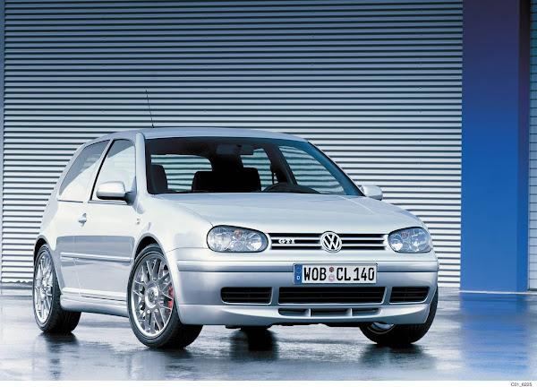 Golf IV GTI (1998 - 2003) - O cultuado de 180 cv