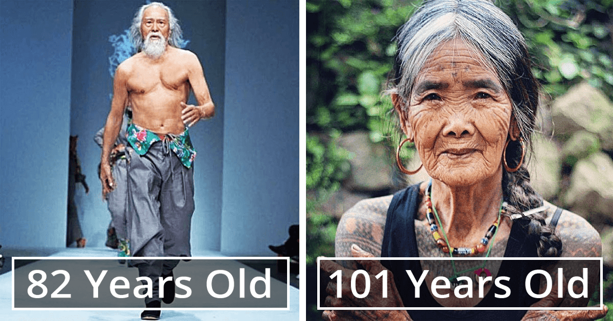 20 People Who Look Much Younger Than Their Age