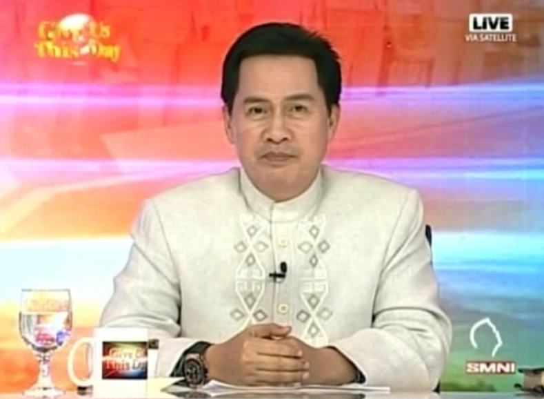 Apollo  Quiboloy, Philippine Cult