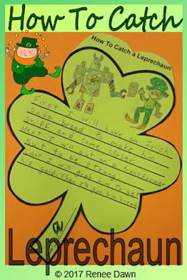 https://www.teacherspayteachers.com/Product/How-to-Catch-a-Leprechaun-Writing-2410879