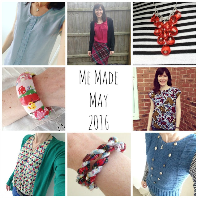 Me Made May round up
